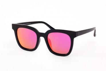 Rožiniai poliarizuoti saulės akiniai