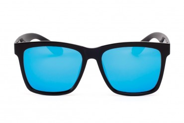Moteriški ir vyriški saulės akiniai dideliais rėmeliais
