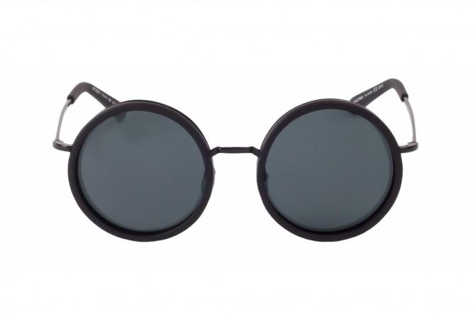 Apvalūs stilingi akiniai
