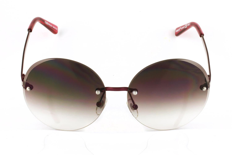 Round - akiniai