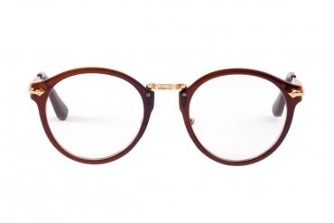 Rudi močiutės akiniai