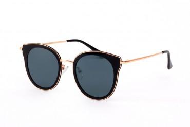 Saulės akiniai plonu lengvu rėmeliu