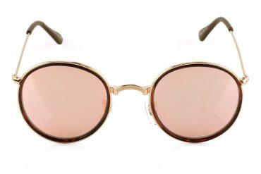 Ružavi saulės akiniai