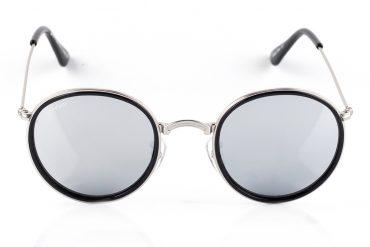 Sidabriniai saulės akiniai
