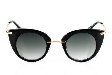 Katės akių formos saulės akiniai