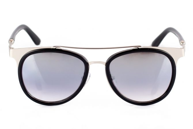 Unisex aviator akiniai