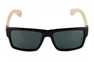 Vyriški mediniai saulės akiniai