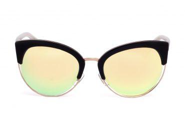 Veidrodiniai akiniai moterims