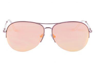 Plokšti saulės aviator akiniai