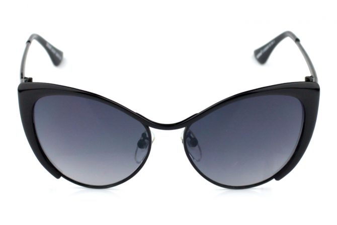 metaliniai akiniai