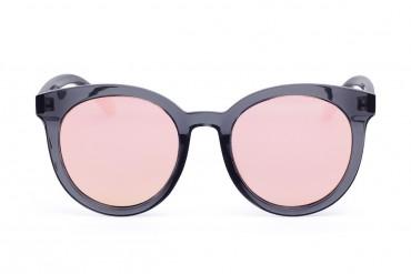 Moteriški poliarizuoti akiniai nuo saulės skaidriu rėmu