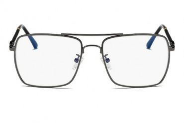 Skaidrūs akiniai - didelis stačiakampis